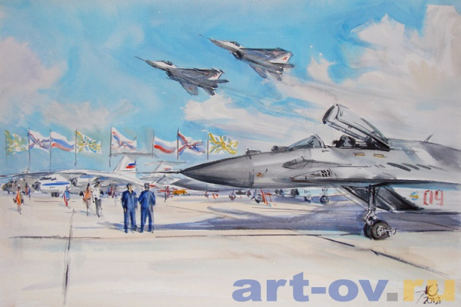 100 лет ВВС