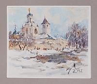 Ярославль. Декабрьская серия.25