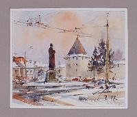 Ярославль. Декабрьская серия.33
