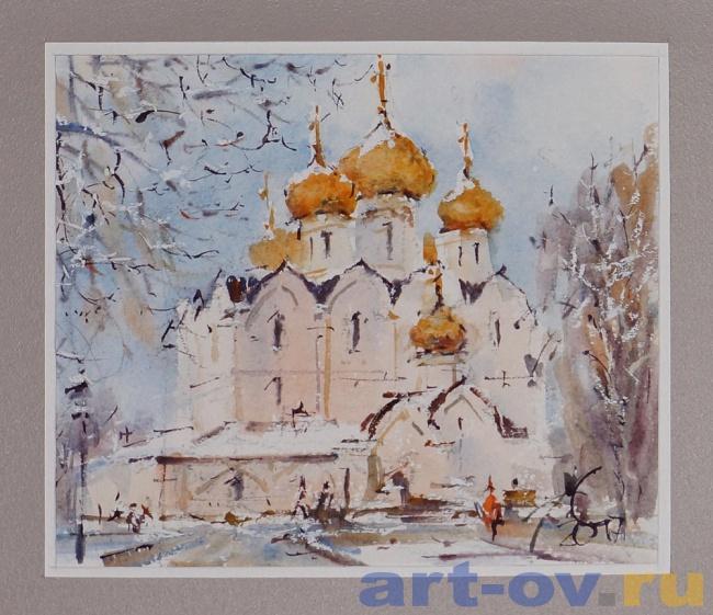 Ярославль. Декабрьская серия.24
