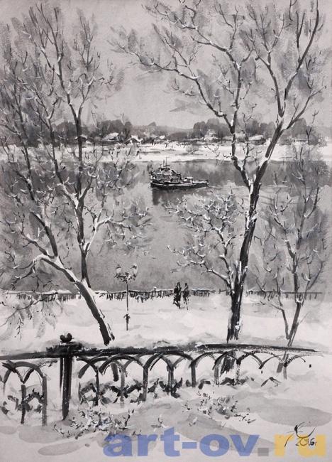 Снег в ноябре 2