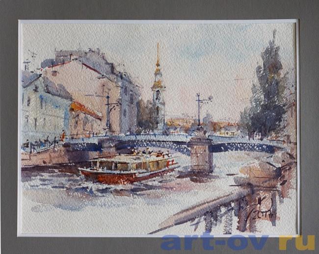 Мостики Санкт-Петербурга