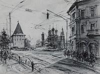 Ярославль. Городские будни.